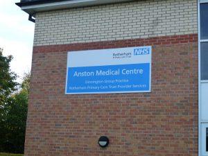 Anston Surgery.